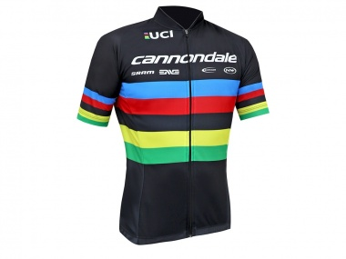 Camisa Refactor Cannondale World Champion